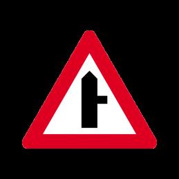 A 11.1 - Farligt vejkryds