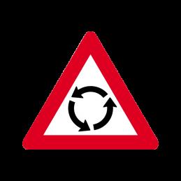A 16 - Rundkørsel