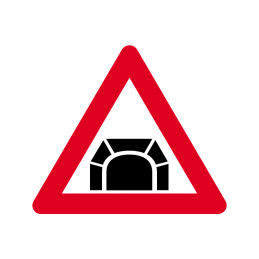 A 44 - Tunnel