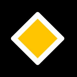 B 16 - Hovedvej
