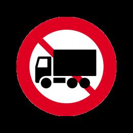 C23.1 - Lastbil forbudt