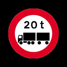 C32 - Totalvægt af vogntog