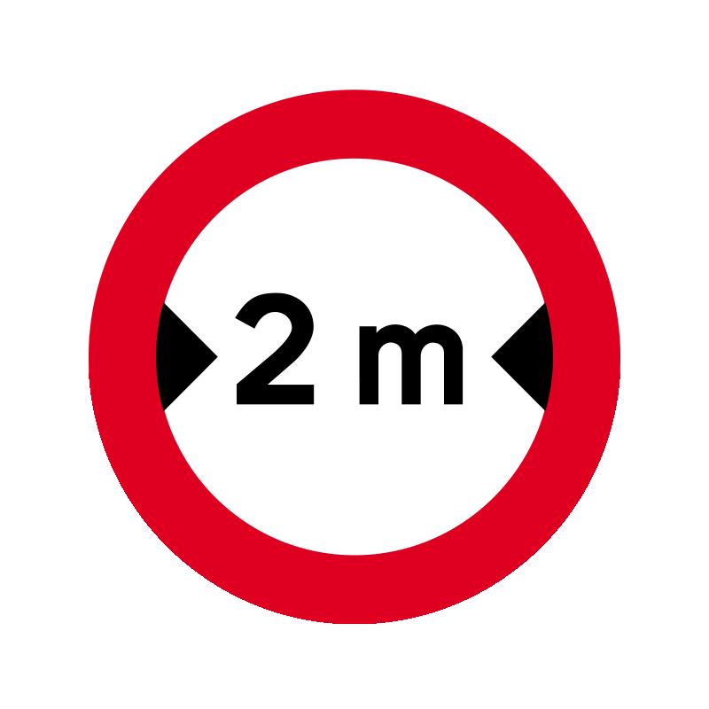 C41 - Køretøjsbredde