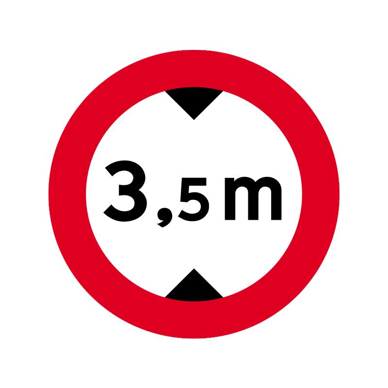 C42 - Køretøjshøjde