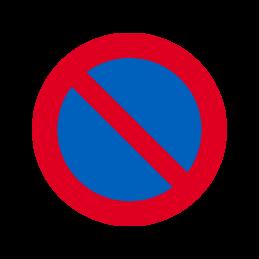 C62 - Parkering forbudt