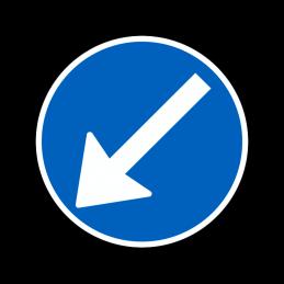 D15.2 - Påbudt passage