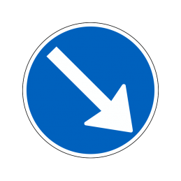 D15.3 - Påbudt passage