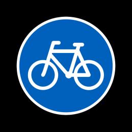 D21 - Cykelsti