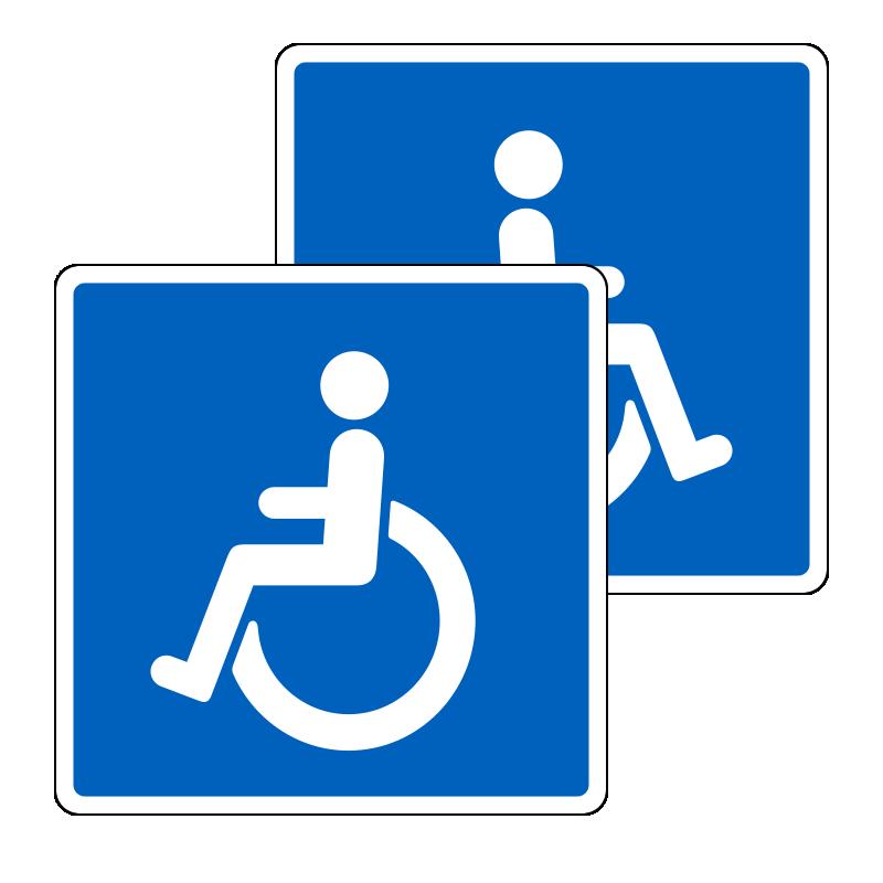 E23/E23 - Vejledning for invalide