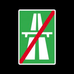 E44 - Motorvej ophører