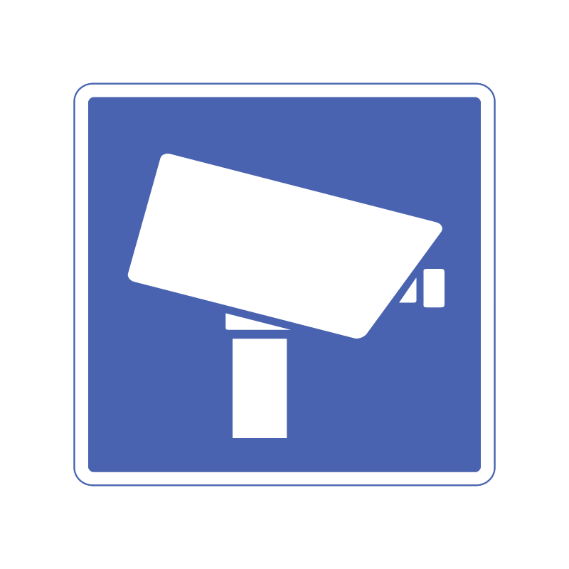 E93 - Videoovervågning