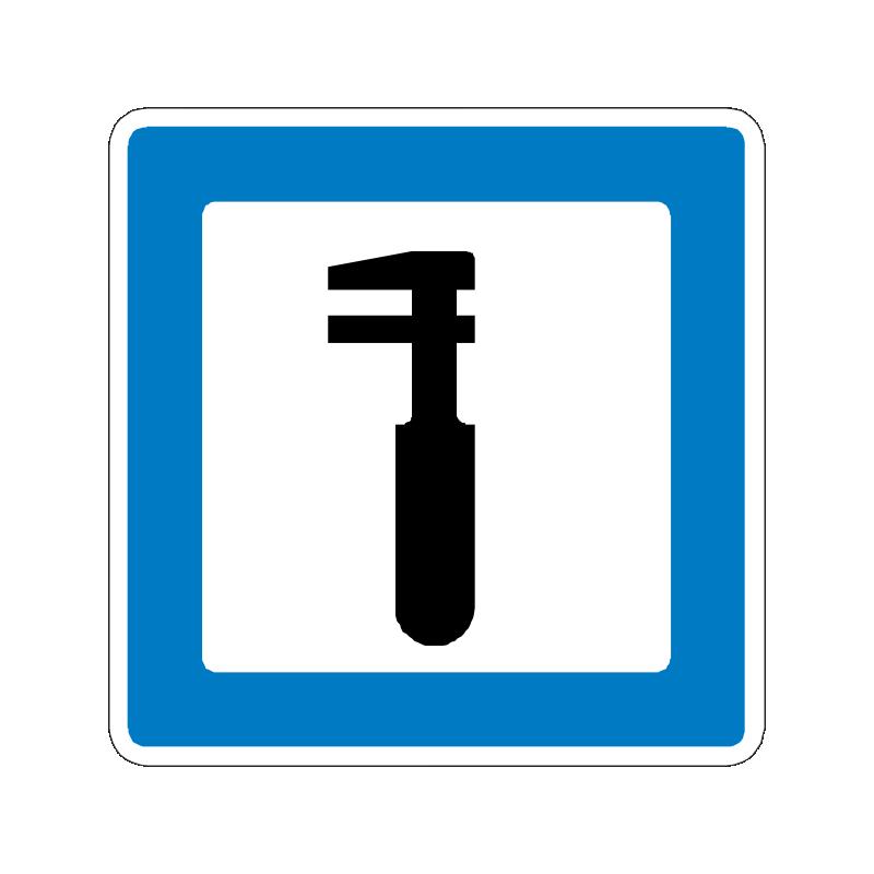 M 23 - Værksted