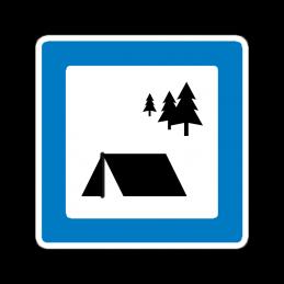 M 30 - Primitiv teltplads
