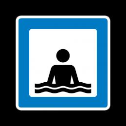 M 35.1 - Udendørs badested