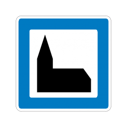 M 51 - Kirke