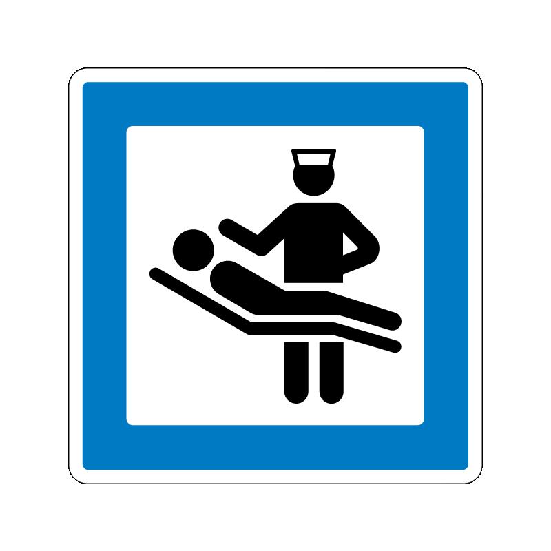 M 128 - Sygehus, hospital og lign.