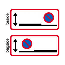 UC 60.6.1 - Parkering i rabatten forbudt