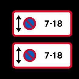 UC 62.1 - Parkeringsforbud
