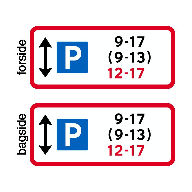 UC 33.1.1 - Begrænset parkeringstilladelse