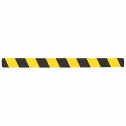 m2 Hazard Warning - gul/sort