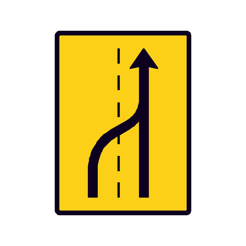E16.2 Vognbaneforløb