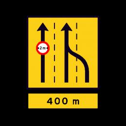 E16.5.2 Vognbaneforløb