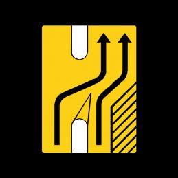 E16.10 Vognbaneforløb