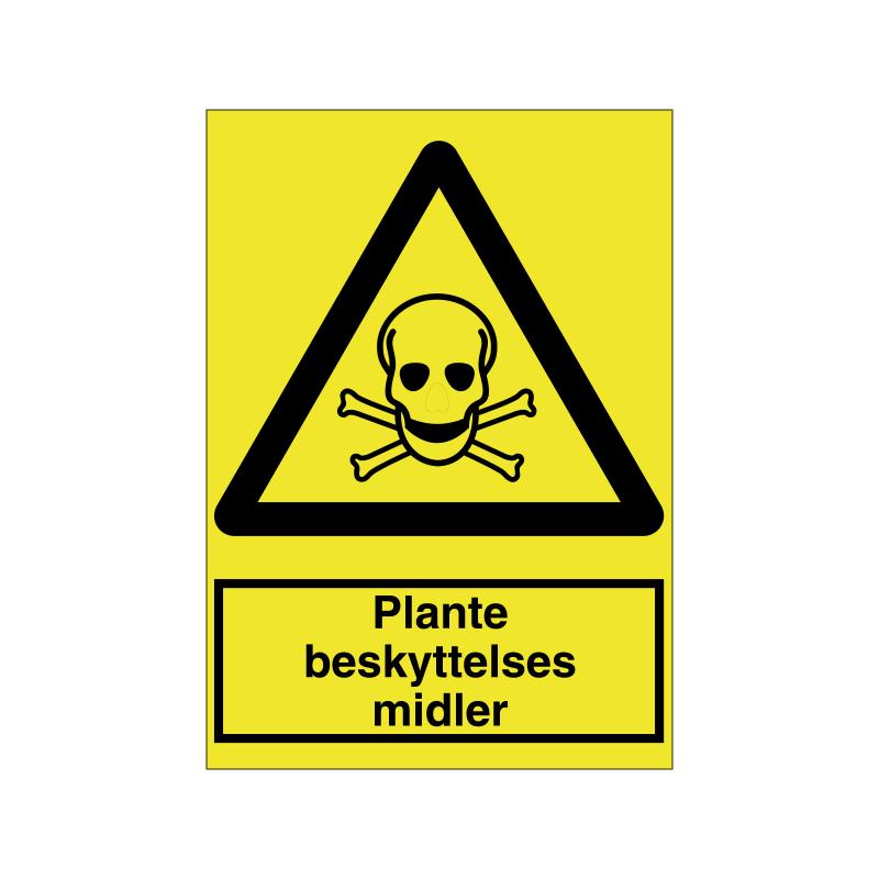 Plante beskyttelses midler