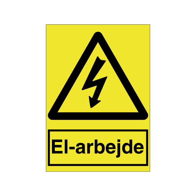 El-arbejde