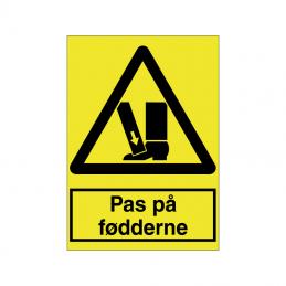 Pas på fødderne