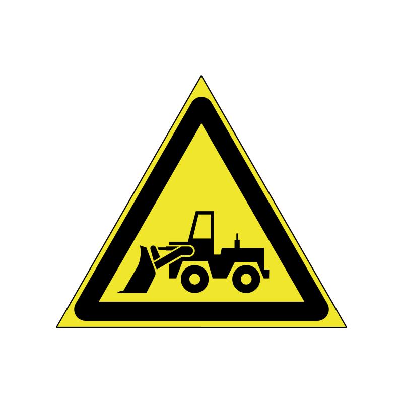 Kørsel med læssemaskiner