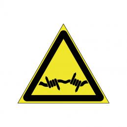 Advarsel pigtråd