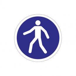 Obligatorisk fodgængerpassage