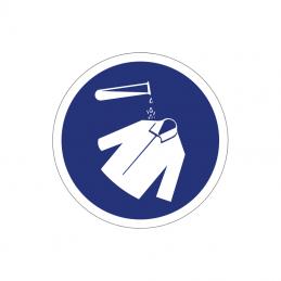 Ætsefast tøj påbudt