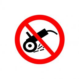 Brug af gnistfremkaldende værktøj forbudt
