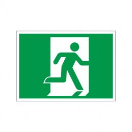 Flugtvej / nødudgang højre