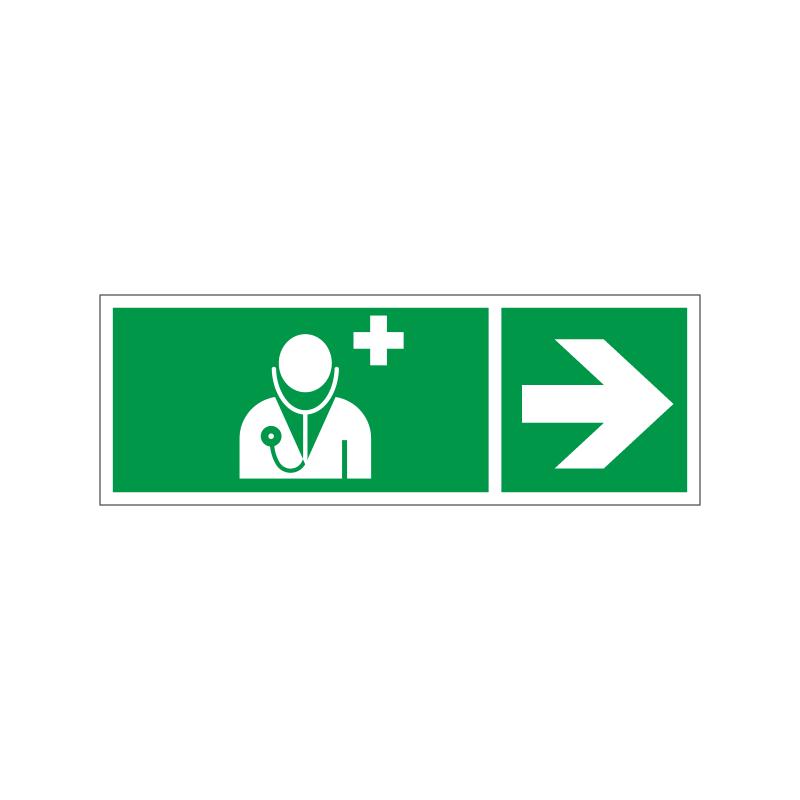 Læge mod højre