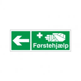 Førstehjælp mod venstre