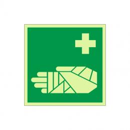 Førstehjælp / forbindskasse