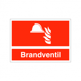 Brandventil