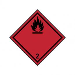 Brandfarlige gasser