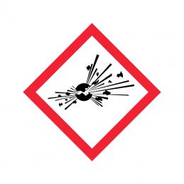 GHS 01 Explosiv
