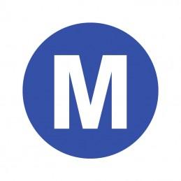 IEC Mærkat - Central leder