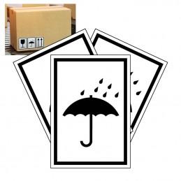 emballagemærke beskyt mod fugt