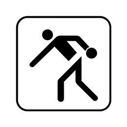 pictogram - bowling