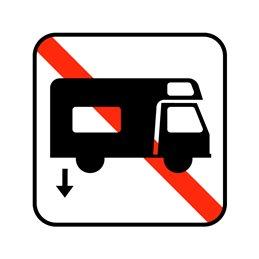 pictogram - Tømning af toilet forbudt