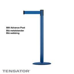 889 Advance Post - Blå