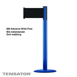 889PUH Advance Post Wide - Blå