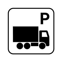 dansk standard - lastbilparkering