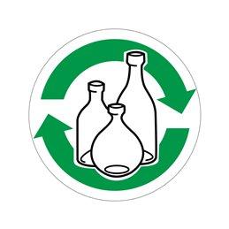 pictogram / piktogram - Flasker genbrug